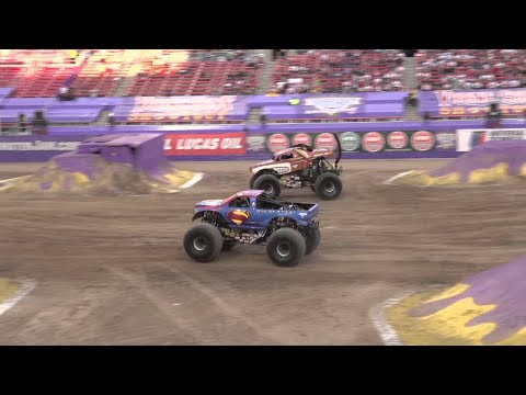 Monster Jam World Finals XV - Double Down Qualifying Highlights