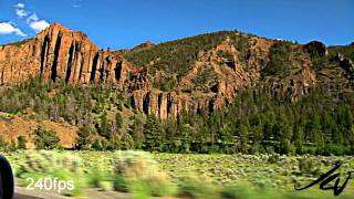 East Yellowstone  Exit  -  Interstate 20 to Cody Wyoming