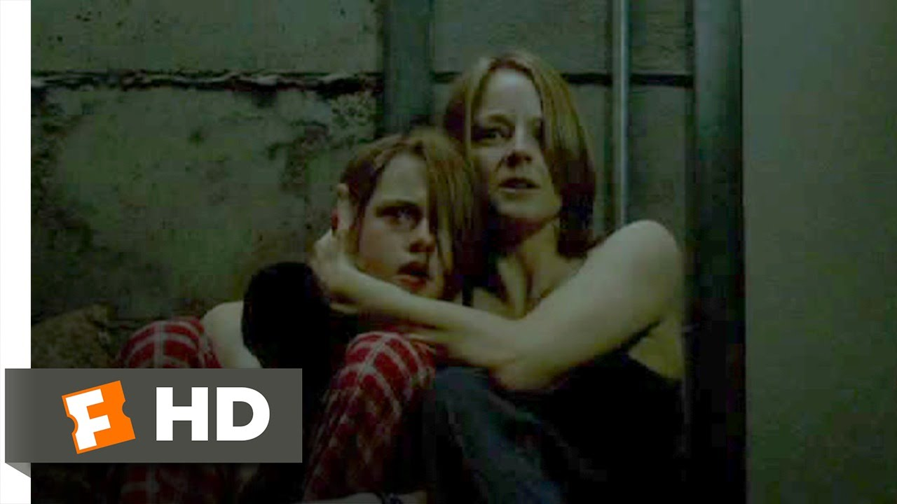Panic Room 38 Movie CLIP  The Panic Room 2002 HD  YouTube