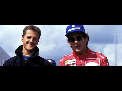 Schumacher talks about Senna's legacy for the sport