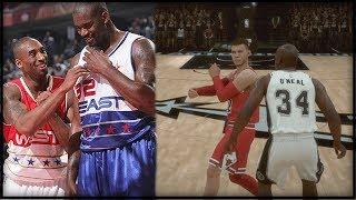 NBA FİNALLERİ BAŞLASIN !!!  SHAQ vs KOBE !!! NBA 2K18 Türkçe MyGM #29