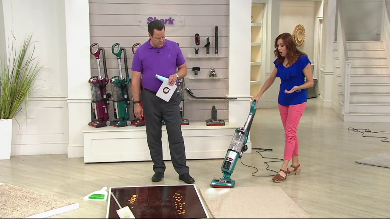 Shark Duoclean Slim Upright Vacuum W 6 Cleaning Tool