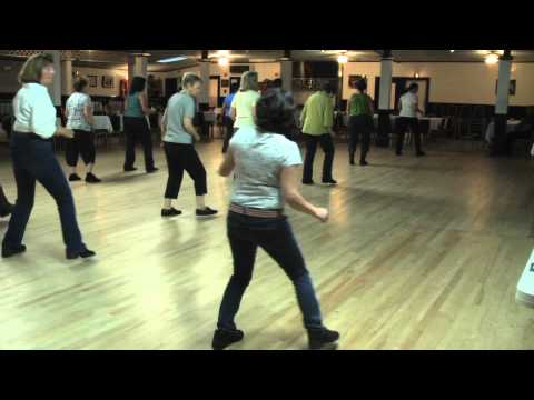 Linedance Lesson Rio  Choreo. Diana Lowery  Music Patricia by Mestizzo