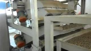 Линия для шелушения семян подсолнечника TFKH1200 800кгч