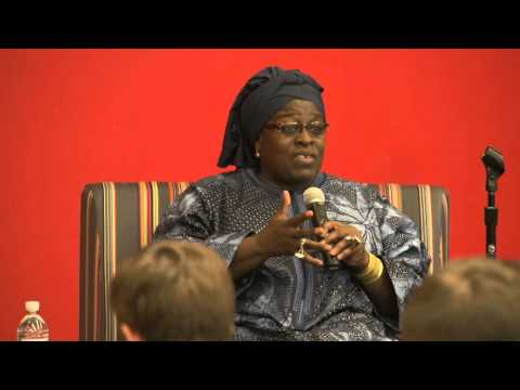 Africa Now – NPR's Ofeibea Quist-Arcton