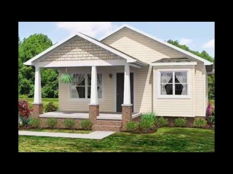 Small Ranch House Plans | Small Ranch Style House Plans