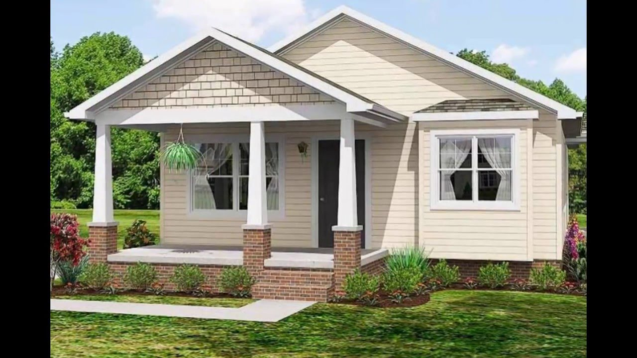 Small Ranch House Plans | Small Ranch Style House Plans   YouTube
