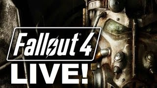Fallout 4 LIVE! | Boar Never Changes...