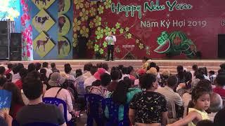 Kỷ lục Guinness Thế giới- Mai Đình Tới biểu diễn tại Thảo Cầm Viên Mùng  2 Tết Kỷ Hợi 2019