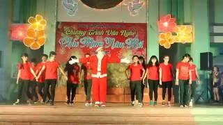 Vũ kịch: Giáng Sinh Ngọt Ngào- HV Walk Step Dance Crew(12/2014)