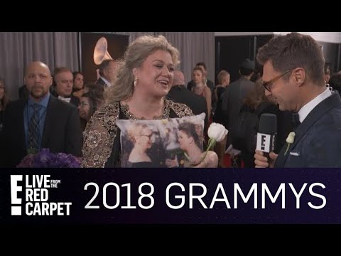 Kelly Clarkson Reacts to Her Initial Meryl Streep Reaction   E! Live from the Red Carpet
