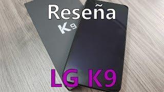 Reseña LG K9: así es el hermano menor de la nueva gama de entrada