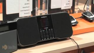 HD Radio CES 2013 Booth Tour with Dave Graveline