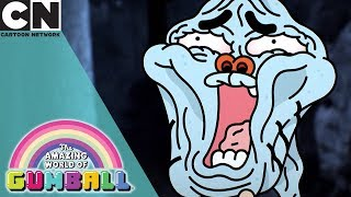 The Amazing World of Gumball | Mythical Beast in the Woods | Cartoon Network