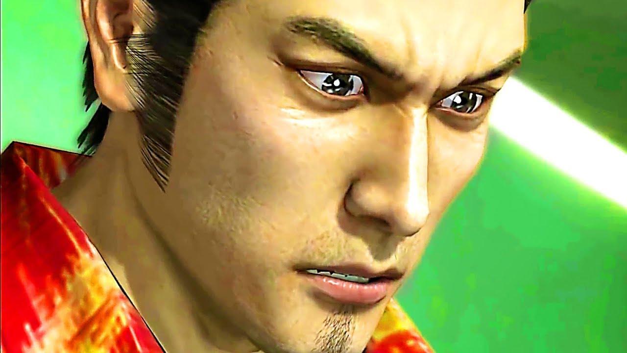 YAKUZA 3: Remaster Gameplay Trailer (2018) PS4