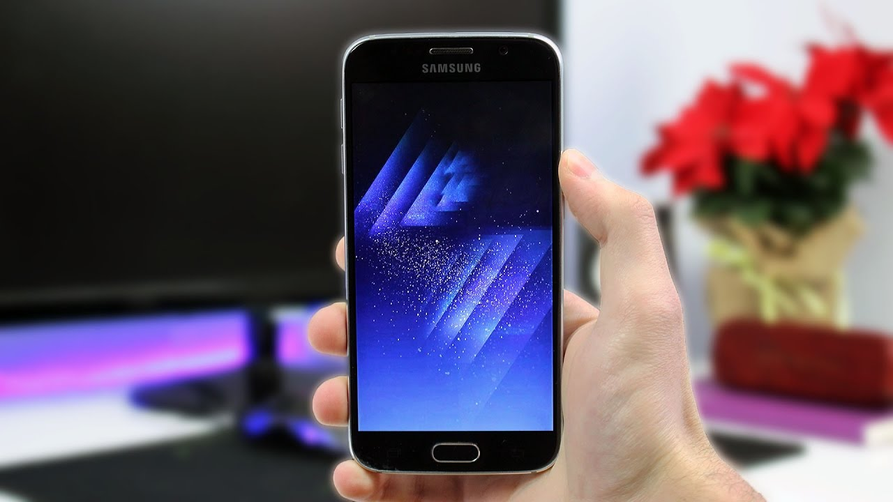 Samsung Galaxy S8 Stock Wallpapers - Download & Review - YouTube