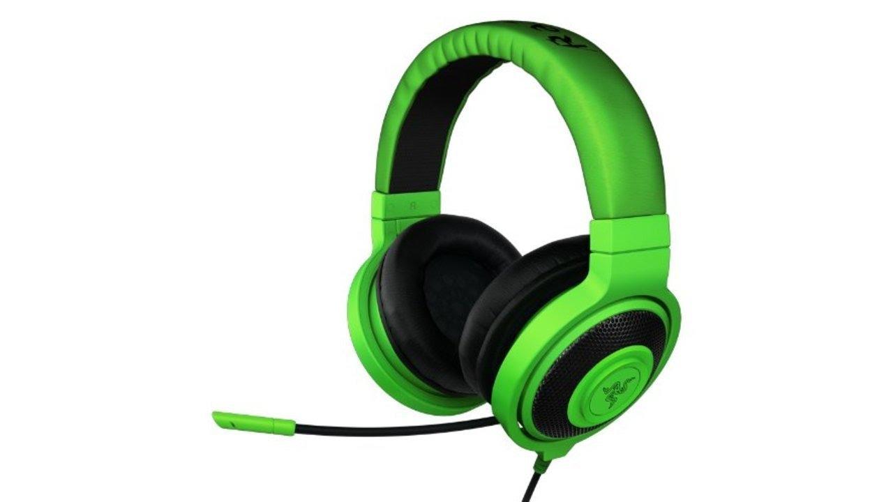 أعلى أفضل 10 سماعات ألعاب الكمبيوتر في عام 2015 - YouTube