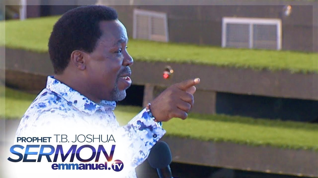 Download How to Enjoy Peace of Heart By TB Joshua