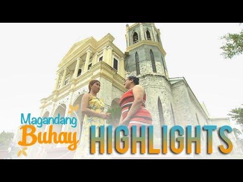 Download Magandang Buhay: Momshie Melai brings Momshie Karla to the church she prayed on