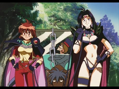 Slayers The Motion Picture (1995) English Dub
