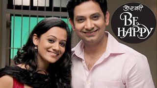 Don't Worry Be Happy | Spruha Joshi Umesh Kamat New Marathi Natak