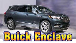 2018 buick enclave-2018 buick enclave avenir -2018 buick enclave review-2018 buick enclave premium