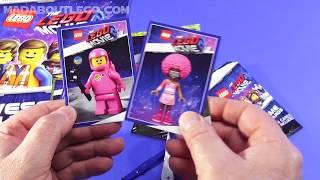 LEGO VIP Movie Cards Update
