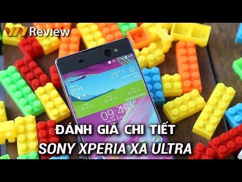VnReview - Đánh giá chi tiết Sony Xperia XA Ultra: To, mỏng viền cực mảnh nhưng pin vẫn đuối