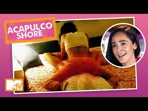 Tadeo mostra seu pinto a Mane e eles acabam transando   MTV Acapulco Shore T1 indir