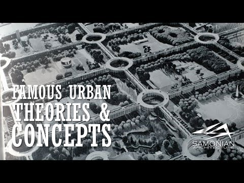VR006 - UDP - Famous Urban Theories and Concepts