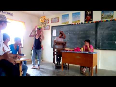 Performance in EARTH &SCIENCE (modeling about typhoon-SMAWW student in ANHS)