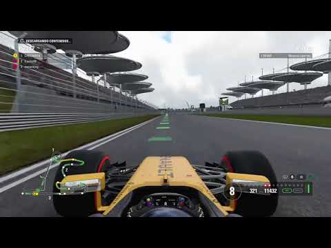 F1™ 2017 GP China - Grupo 2 - LATAM Online Racing Colombia #