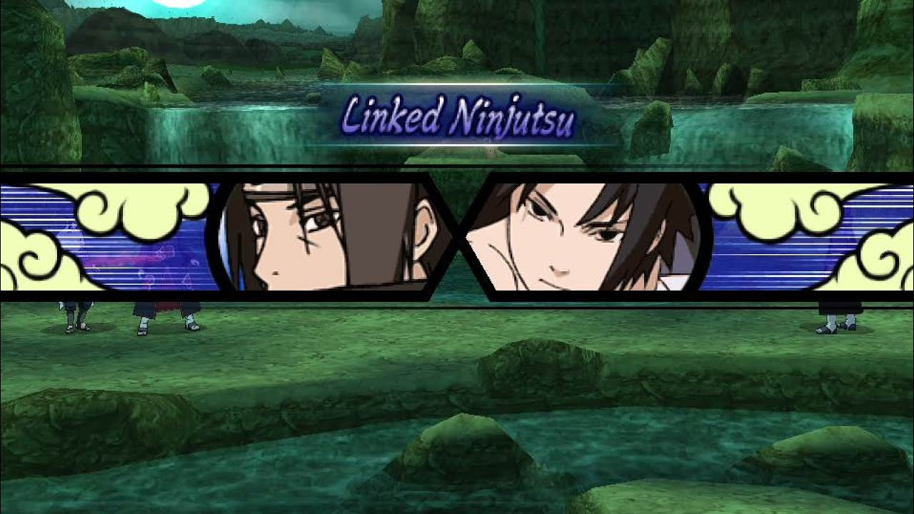 Download Naruto Shippuden Ultimate Ninja Heroes 3-All Linked Ninjutsu