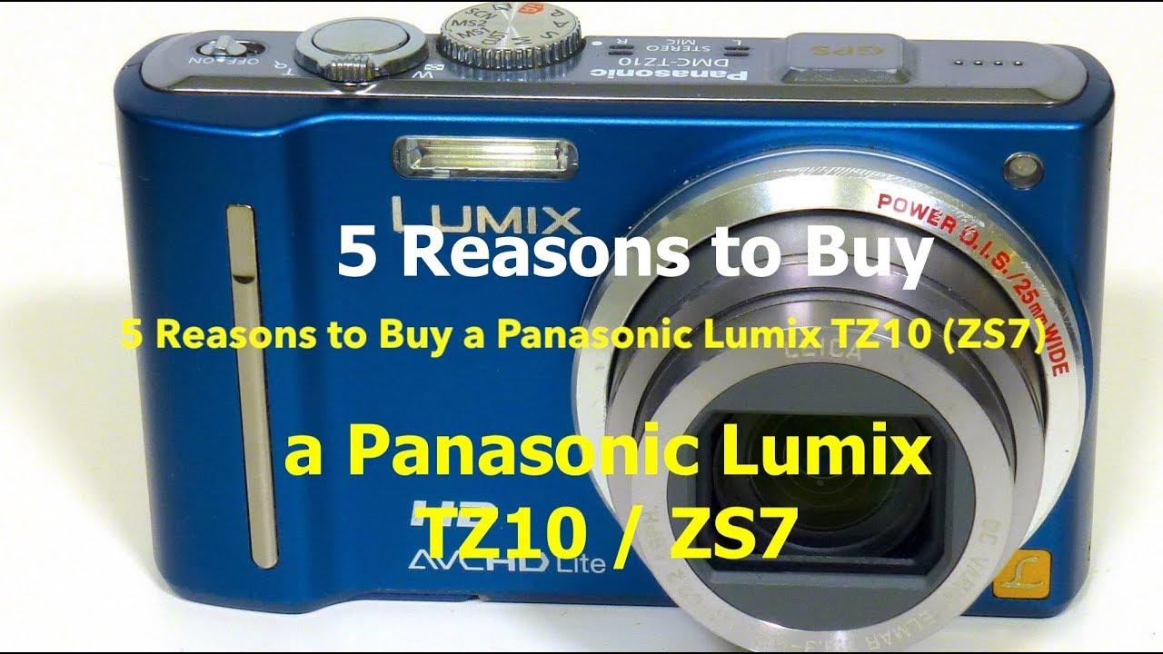 5 reasons to purchase a panasonic lumix tz10 zs7 youtube rh youtube com dmc-tz10 manual pdf dmc-tz10 manual pdf