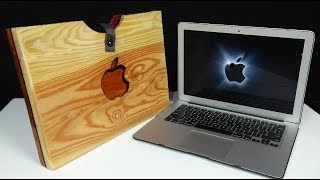 How To Make a Wooden MacBook Case