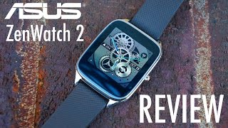 ZenWatch 2 Review: Android Wear for Half the Price