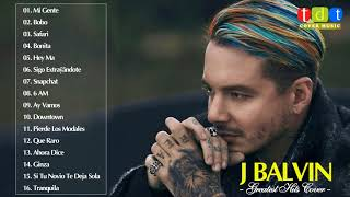 J Balvin Greatest Hits Cover 2018 - J Balvin Best Songs Collection
