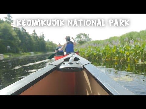 Learn-To Camp Episode Three - Nova Scotia: Kejimkujik National Park