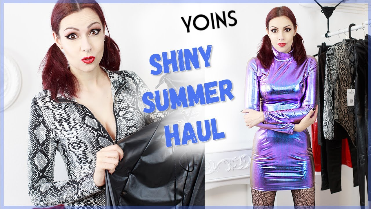 Shiny Summer Haul! Clothes for $200 from Yoins - is it worth it? 😵