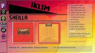 Sheilla - IKLIM [ Official Lyrics Video ]