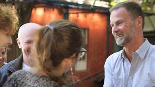 Mittendrin in Deutschland –  das Besucherprogramm öffnet Türen