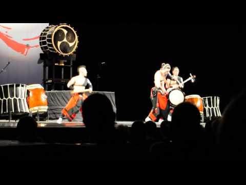 ASKA Japanese Drum Troupe - St. Petersburg, 03.05.2014