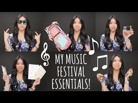 My Music Festival and EDM Rave Essentials! Vibedration Hydration Pack!