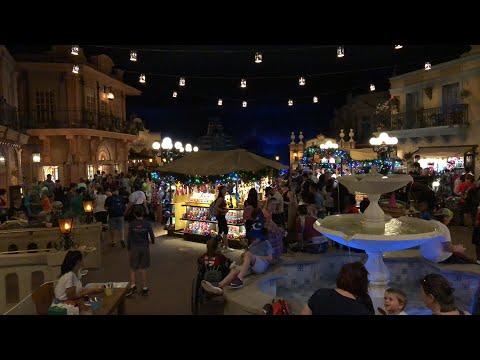 Epcot - Gran Fiesta Tour Live Stream - 11-22-17 - Walt Disney World