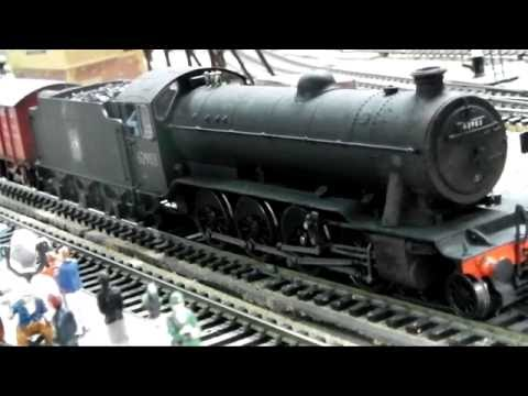 The Story of a Heljan Tango-Model railways 00 Gauge