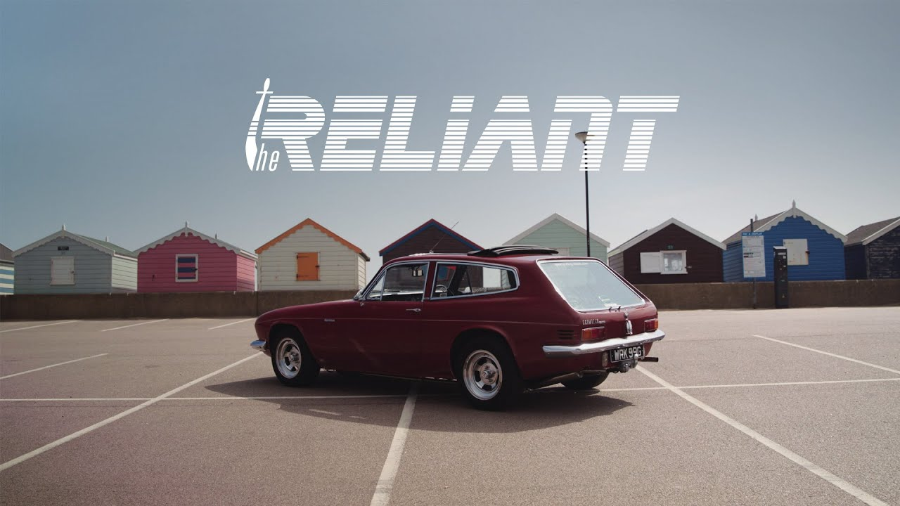 Download 1969 The Reliant Scimitar GTE : The Reliant