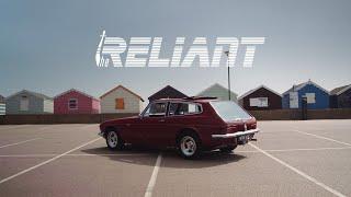 1969 The Reliant Scimitar GTE : The Reliant
