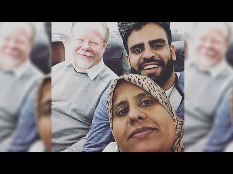 WATCH: Ibrahim Halawa arrives back in Ireland after more than four years in prison in Cairo