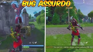 A BUG SCHIFOSO of FUNIVIA made me PERDERE END PART on FORTNITE! 😡😡 'shameful'