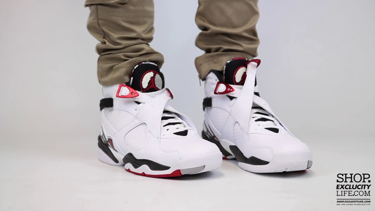 release date 698fc 6bb0d Air Jordan 8 Retro